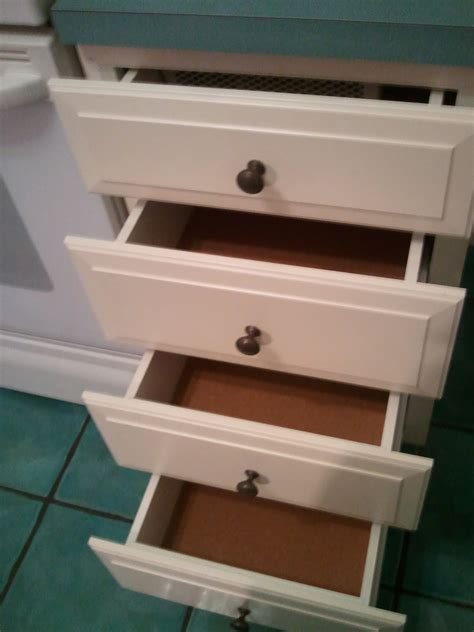 Kitchen Cabinet Drawer Liners | it s meg and she s doing stuff the first project