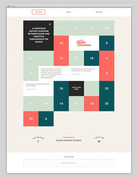 layout of calendar its shape christmas stunning calendar design in websites
