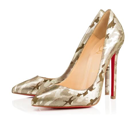 Shoes Christian Louboutin Luxury Gold Po20 christian louboutin gold shoes shoes post