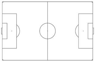 Soccer Pitch Template by Printable Soccer Field Diagram