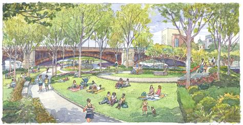 sketchbook park park sketch boston 方案 design and