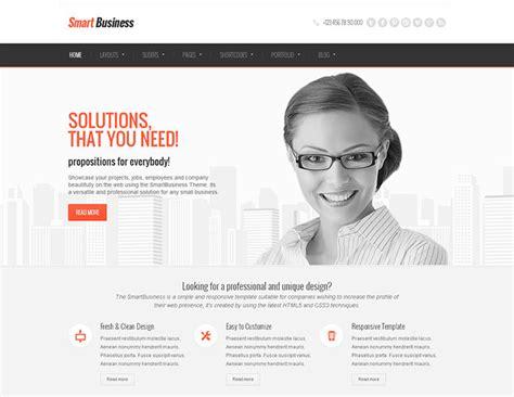 90 Best Business Website Templates 2013 Web Graphic Design Bashooka Profile Website Template