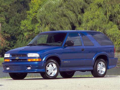 Chevy Blazer Chevrolet Blazer 3 Doors Specs 1995 1996 1997 1998