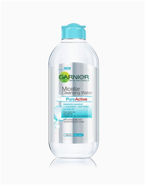 Blue Water Lotion micellar water blue 400ml by garnier products beautymnl