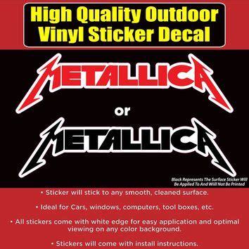 Band Car Stickers