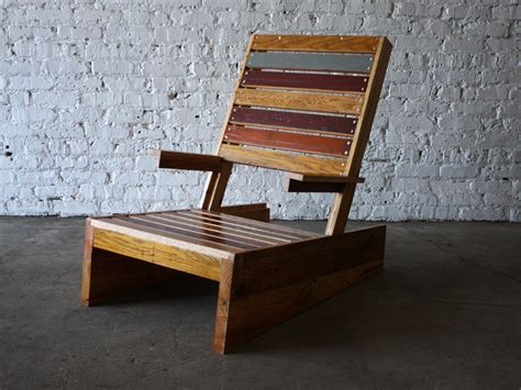 What Makes A Chair by Scrap Adirondack Chair
