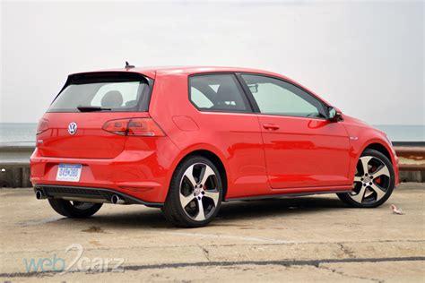 2015 Gti S by 2015 Volkswagen Golf Gti S Review Web2carz