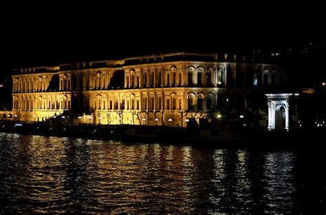 Panoramio Photo Of The Dolmabahce Ottoman Palace