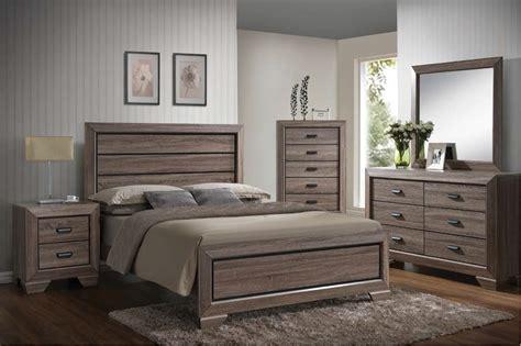 4pc King Bedroom Set by Gray Bedroom Set Fitzgerald 4pc King Bedroom Set