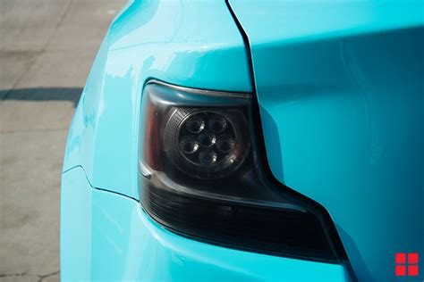how to tint your tail lights with peel coat lens tint