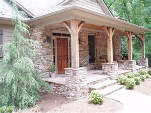 Stacked stones stone columns and columns on pinterest