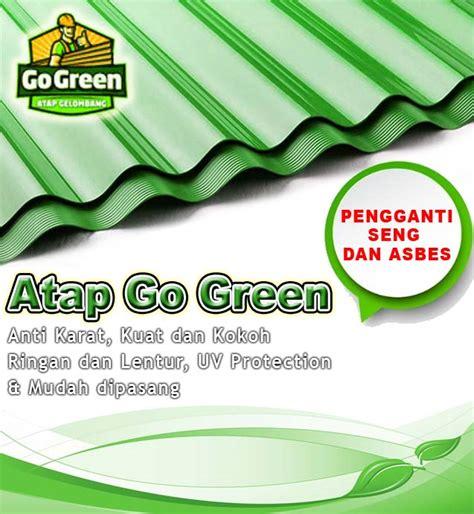 Harga Green 2018 harga atap go green terbaru termurah 2018 lestari jaya