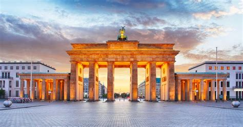 la porta di brandeburgo porta di brandeburgo viaggiberlino