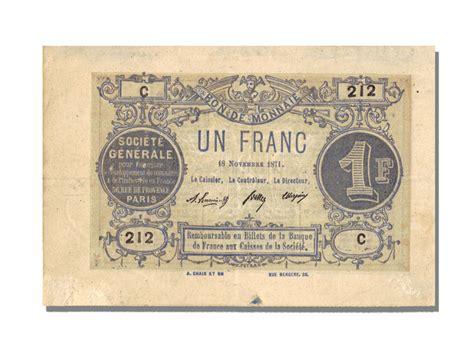 le comptoire des monnaies billets de n 233 cessit 233 fran 231 ais guerre 1870 1871 soci 233 t 233