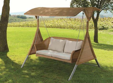 swing swung huśtawki ogrodowe eco design