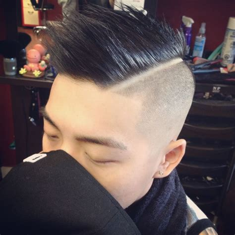 asian comb over 50 charming asian hairstyles for men new in 2017