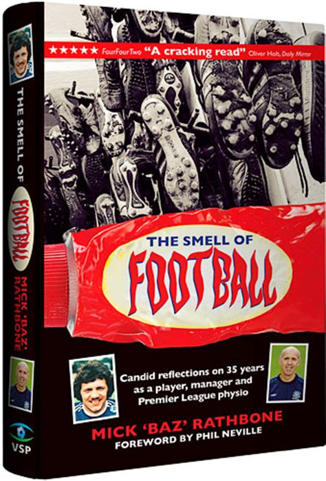 vision book of football doug cheeseman design