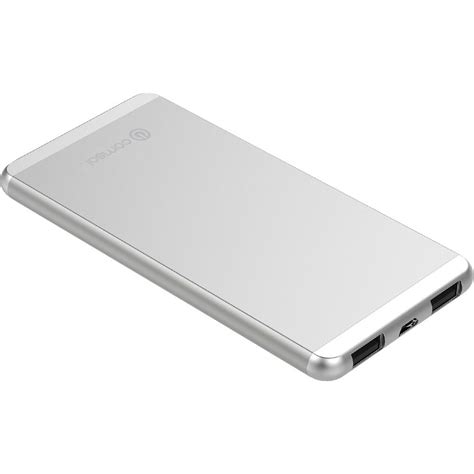 Power Bank Samsung Kapasitas 5000mah comsol 5000mah dual port power bank aluminium ebay