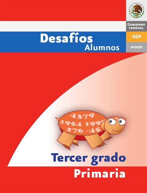 desafios matematicos alumnos 6o sexto grado primaria by gines ciudad desafios matematicos alumnos 3 186 tercer grado primaria by