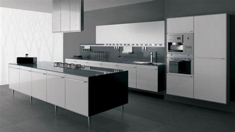 black and white kitchen trendy black and white kitchen table interior decosee com