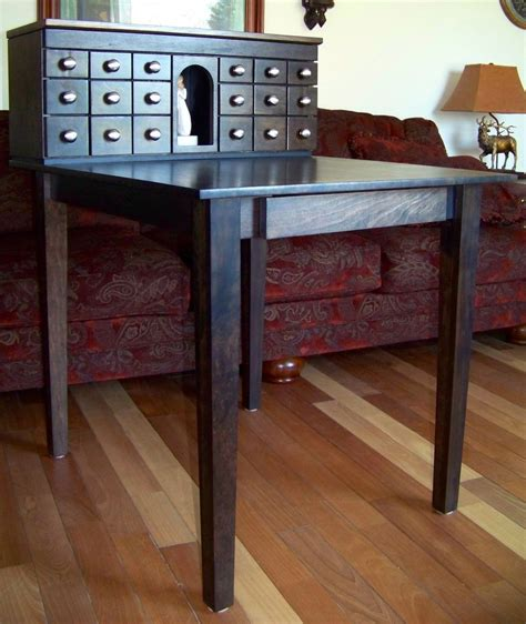 craft table with drawers made desk with drawers for craft table by palmer
