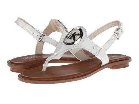 michael kors sandal michael michael kors charm zappos free