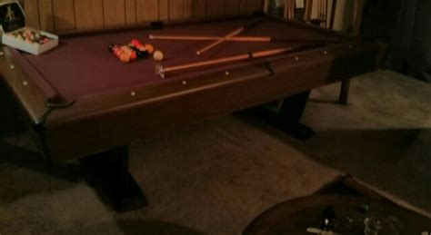 3 slate pool table price buy and sell for free ibuywesell 3 slate pool table