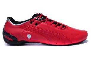 Pumas Ferraris Cosmo Leather Shoes Speed Cat Shoes