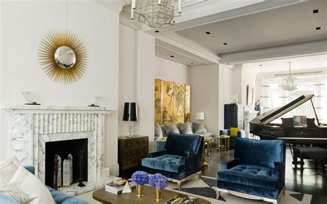 david collins luxury interior design projects
