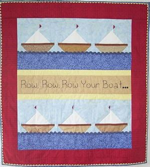 row row your boat craft freebies for crafters quilt patterns
