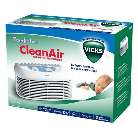 vicks air cleaner with light humidifiers air treatment relaxation therapy mashco
