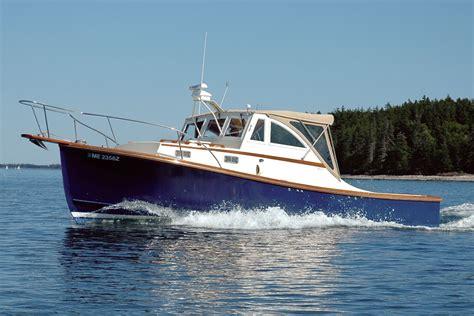 cape dory lobster boat ellis boat company