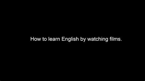 film untuk belajar bahasa inggris british belajar bahasa inggris sambil menonton film yuk