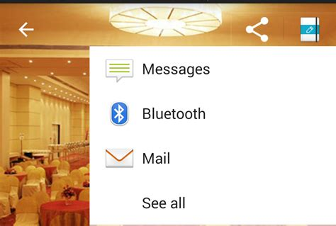 layout collapsemode change android shareactionprovider background color when