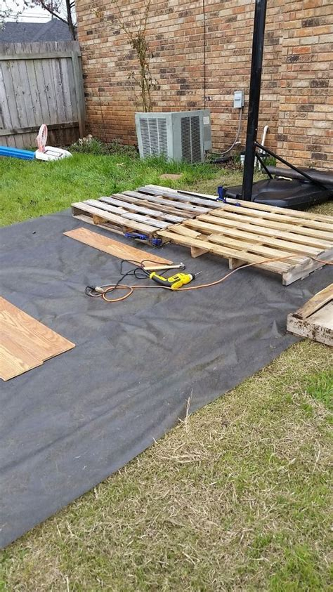 Diy Backyard Basketball Court by 1779 Best Images About Crafting With Pallets On
