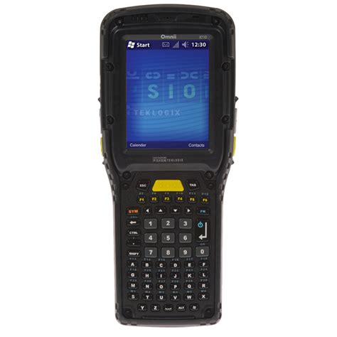 rugged handheld computers psion omnii xt10 rugged handheld computer am labels