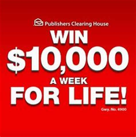 Pch 1000 A Week For Life - 1000 images about pch on pinterest publisher clearing house online sweepstakes