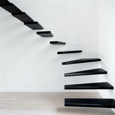 design treppe freitragende treppe coole ideen archzine net