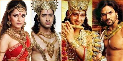 biodata nama nama pemain pandawa dalam film mahabharat foto 10 artis india pemain mahabharata serial antv