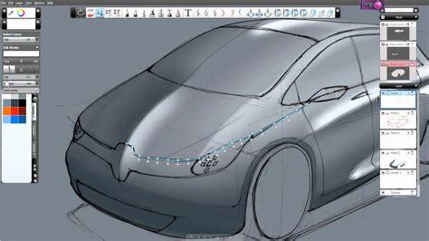 Programa Para Disenar Planos tutorial sketch digital para dise 241 o auto youtube