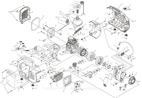 generac parts diagram generac 0067190 ix2000 parts diagram for assembly