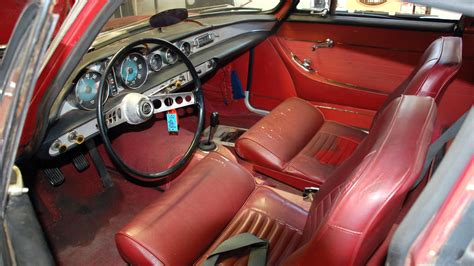 volvo p1800 upholstery flashback find 1964 volvo p1800 s