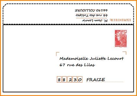 Présentation Lettre Adresse 9 Adresse Sur Lettre Modele De Facture