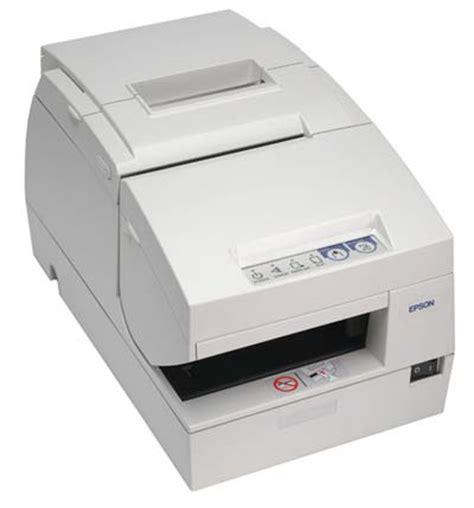 receipt template for epson printer epson tm h6000 iii pos thermal receipt printer m147g ebay