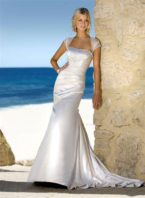 Brautkleider Strand by Wedding Dresses