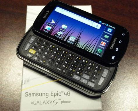 Hp Android Samsung Epic 4g shell what is the best android phone for remote ssh administration scripting server fault