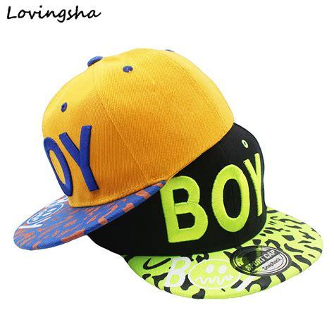 Vlo Hat Topi Anak aliexpress buy lovingsha new summer baby 3d letter boy cap boy adjustable baseball