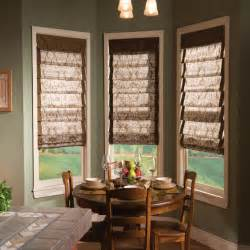 ideas for bay window blinds home intuitive