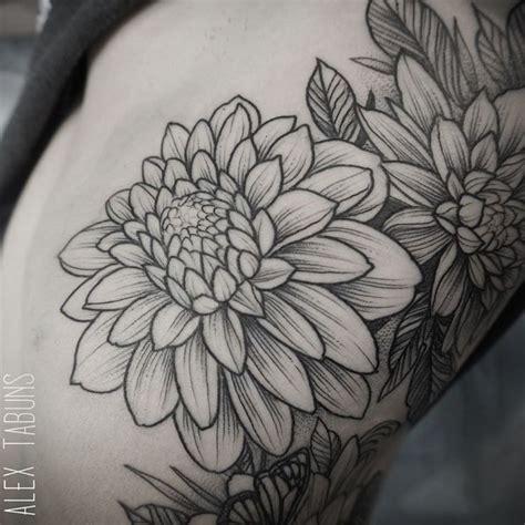 dahlia tattoos best 25 dahlia ideas on dahlia flower