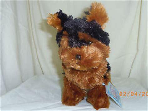 webkinz yorkie teacup yorkie size webkinz terrier with sealed code ebay
